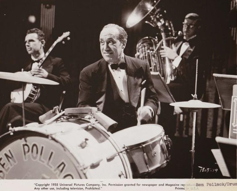 Ben Pollack Orchestra BG Story