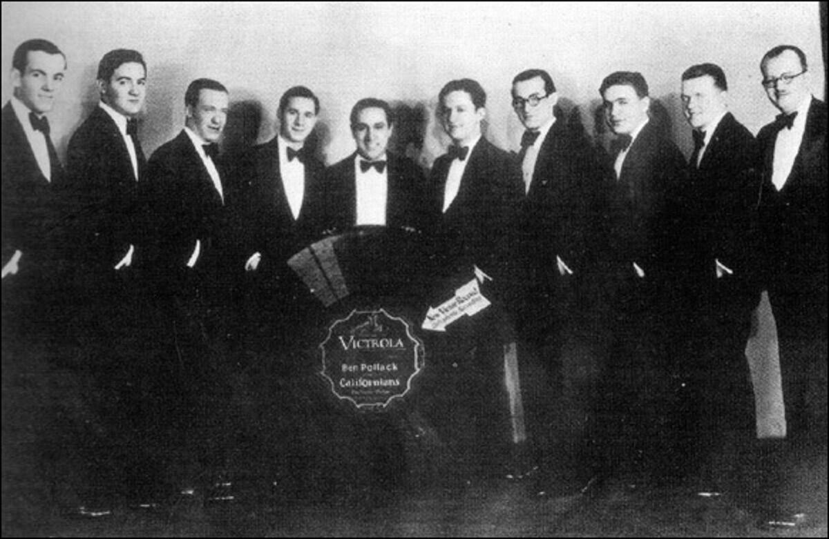 Ben Pollack and his Californians 1927