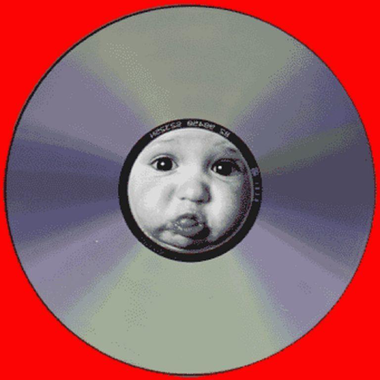 Retro CD Baby