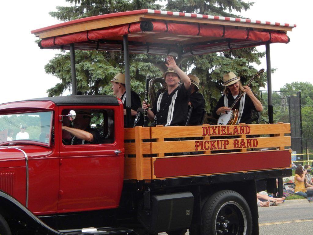 Dixieland Pickup Band
