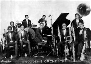 Elmer Snowden's Orchestra