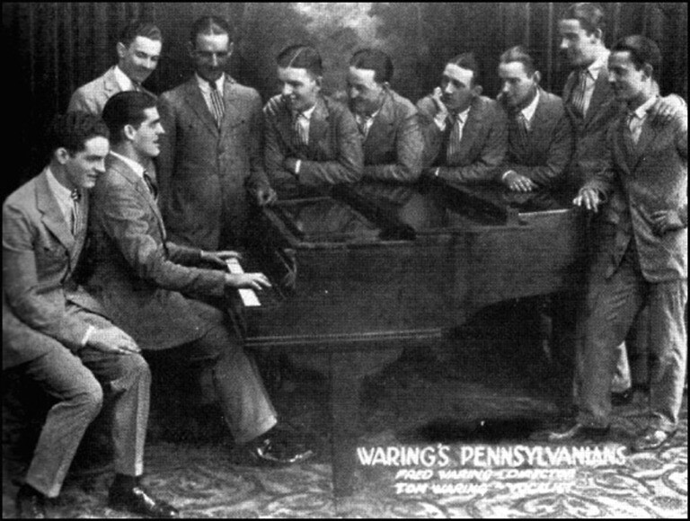 Fred Waring's Pennsylvanians 1922