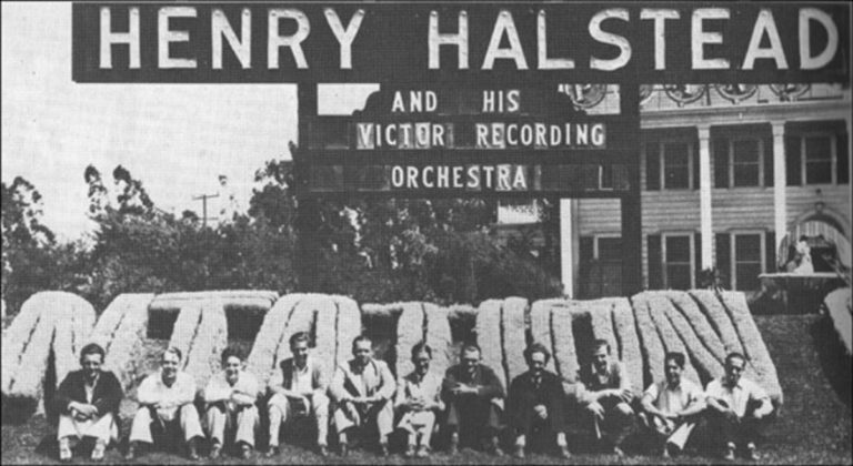 Henry Halstead and his Orchestra