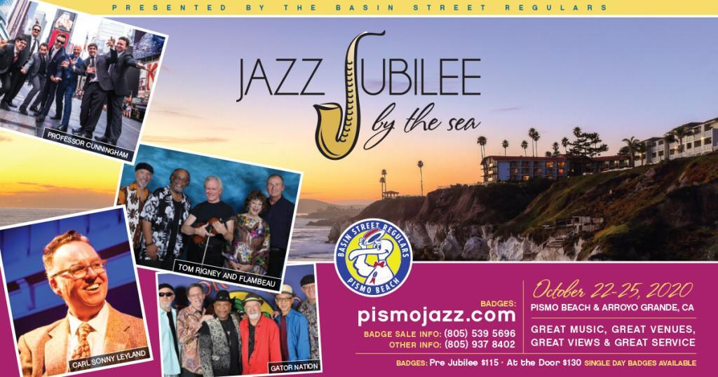Jazz Jubilee by the Sea