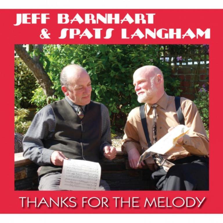 Jeff Barnhart and Spats Langham