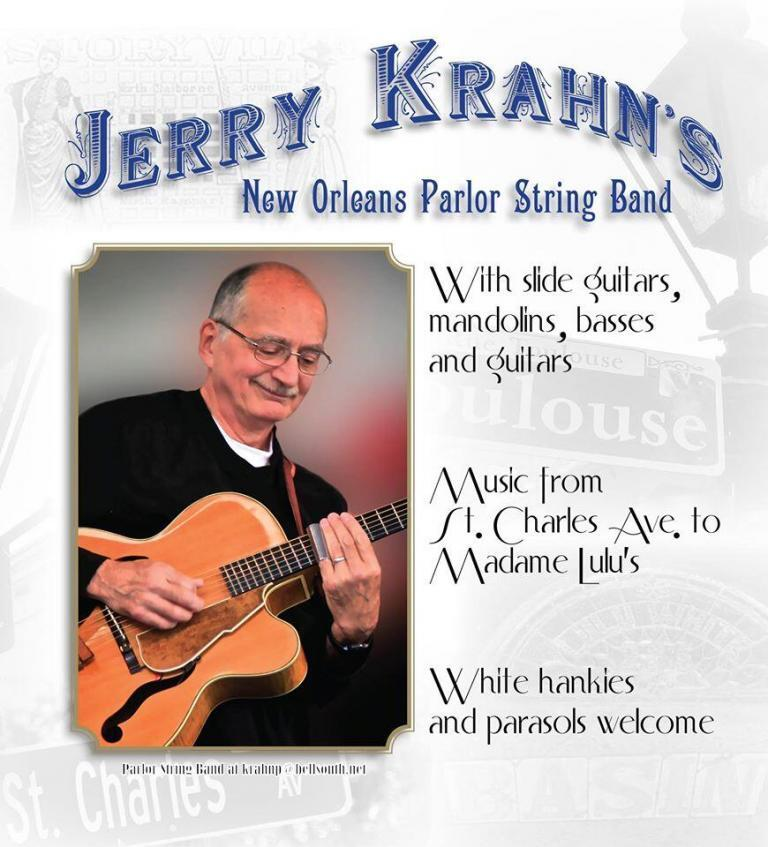 Jerry Krahn's New Orleans Parlor String Band