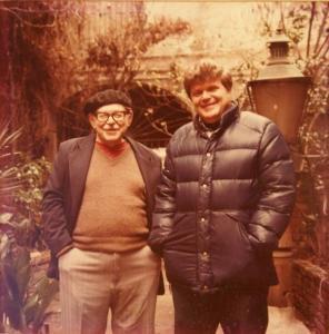 Larry Borenstein and Allan Jaffe