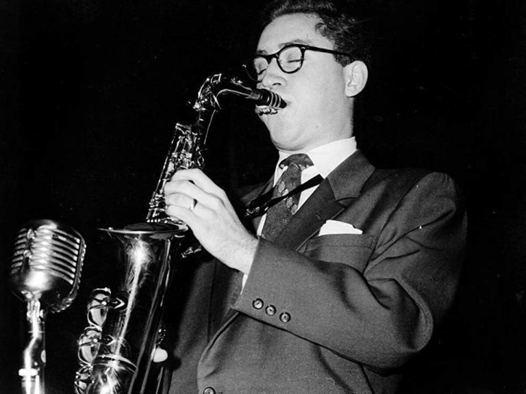 Lee Konitz young