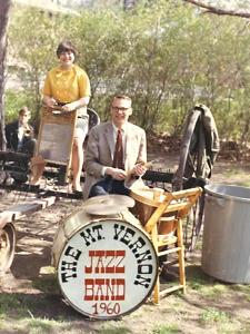 Peter Ecklund, Carolyn Newberger, Jim Bentley 1965