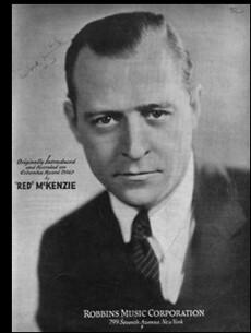 Red McKenzie (1899-1948)