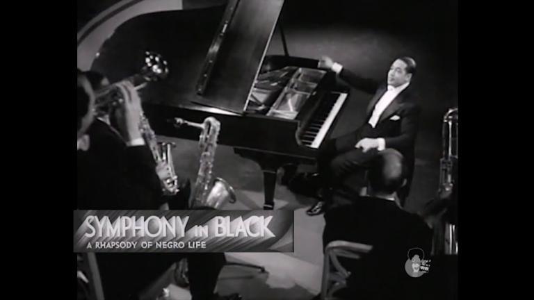 Symphony in Black Duke Ellington