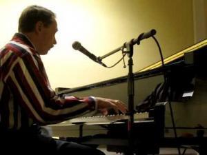 Tex Wyndham at Piano