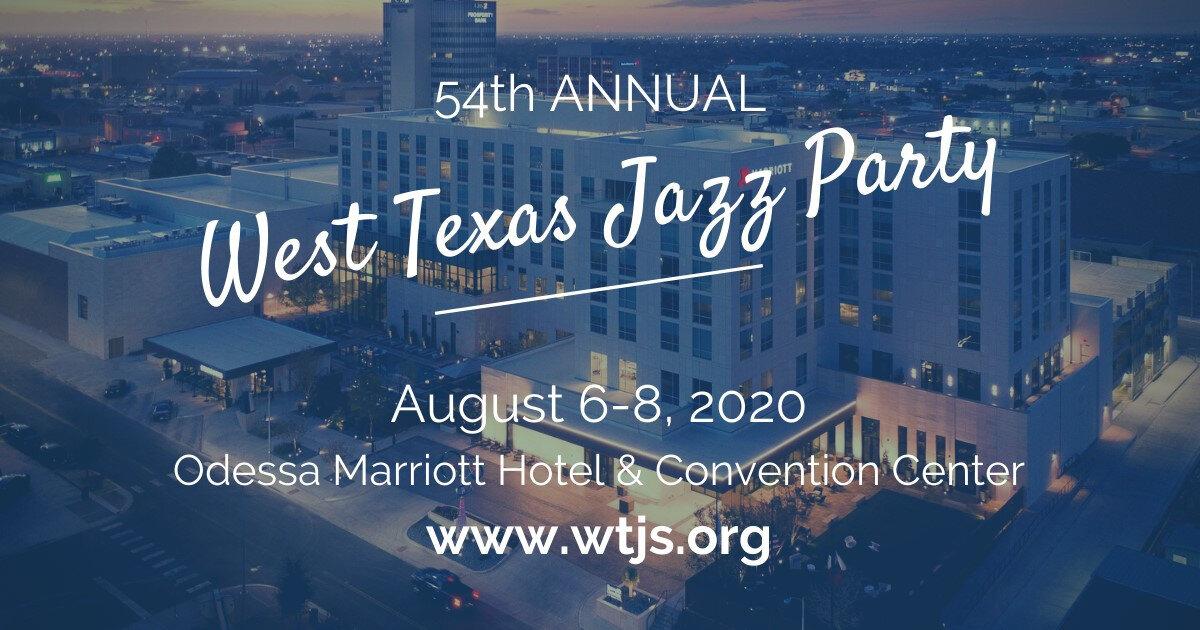 West Texas Jazz Party