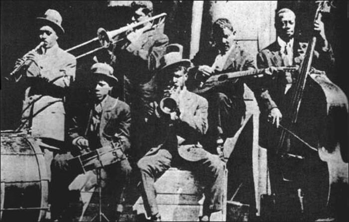 The Eagle Band 1916