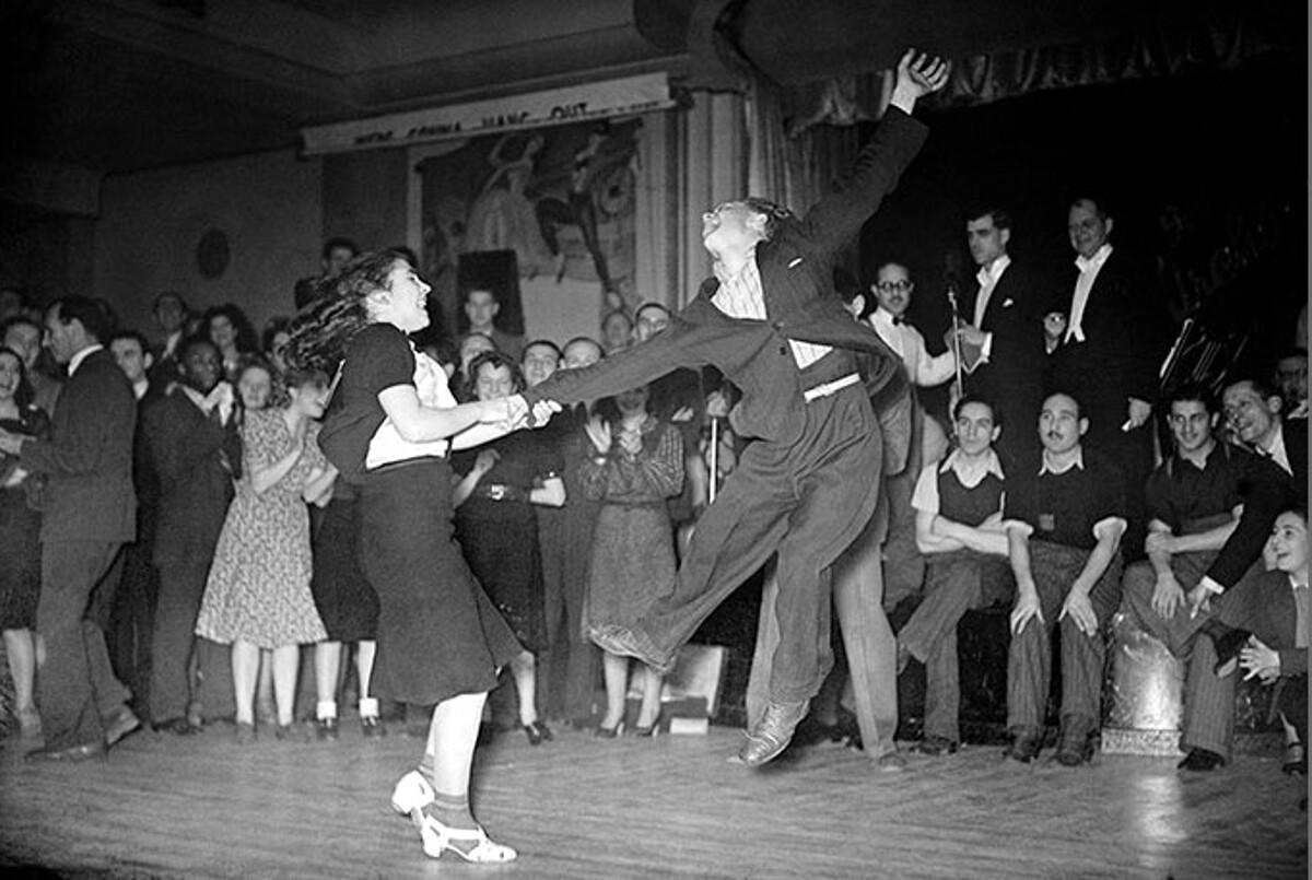 lindy-hop-contest bw Britian 1939