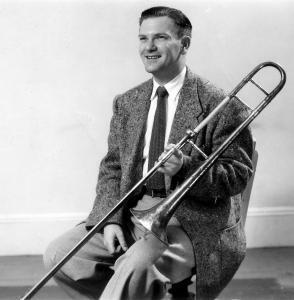 Young Bob Mielke, 1952.