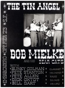 Early publicity poster.