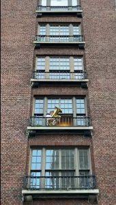 David Ostwald Balcony
