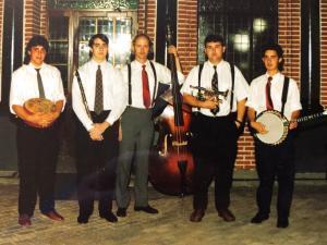 Cafe' Borrone All-Stars, 1990