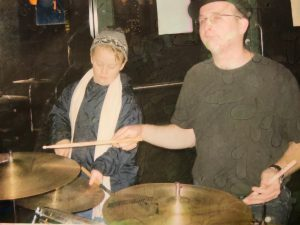 Clint and Riley Baker, 2007