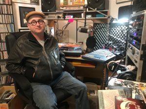 Clint on the air by Anna Newman