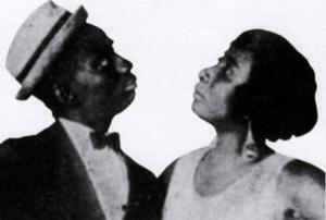 George Williams and Bessie Brown