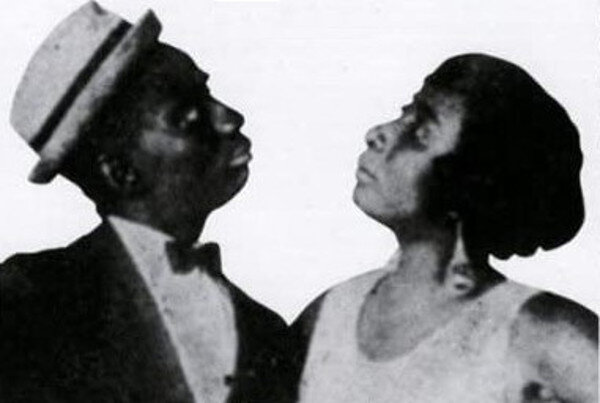 George Williams and Bessie Brown