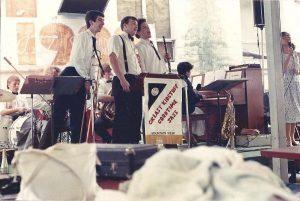 Greasy Kid Stuff at Sacramento Jazz Jubilee, 1989