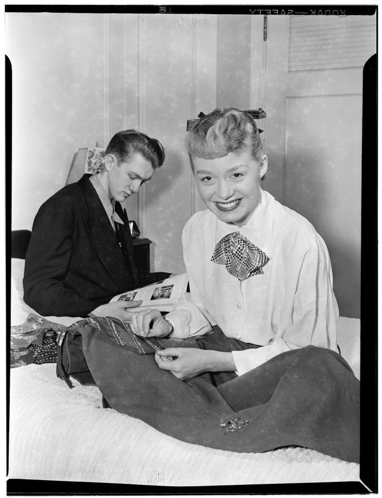 June Christy and Bob Cooper