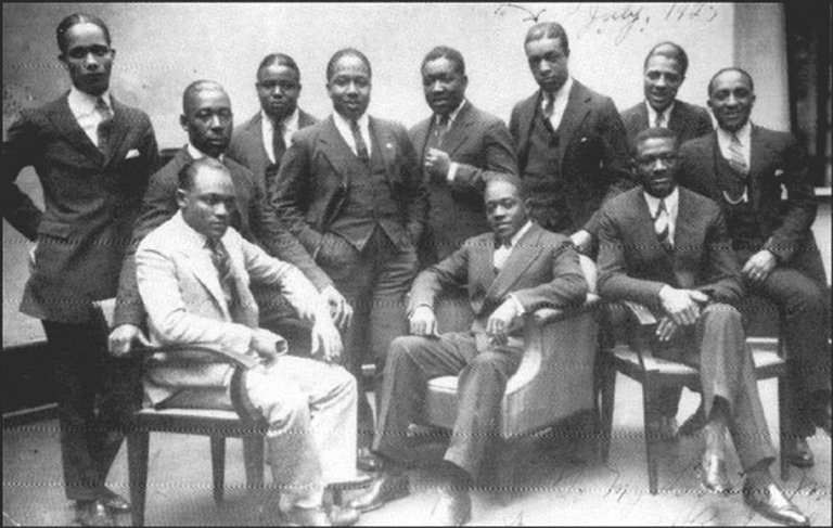 Tommy Ladnier With Sam Wooding Orchestra 1925