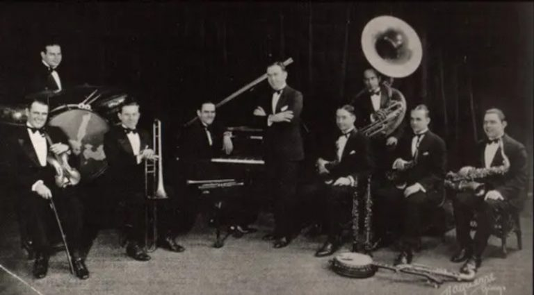 Merritt Brunies and his Friars Inn Orchestra