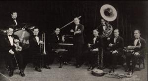 Merritt Brunies and his Friars Inn Orchestra