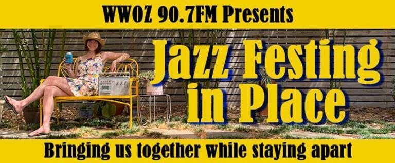 Quarter Notes 1 768x317 - Jazz Festing in Place