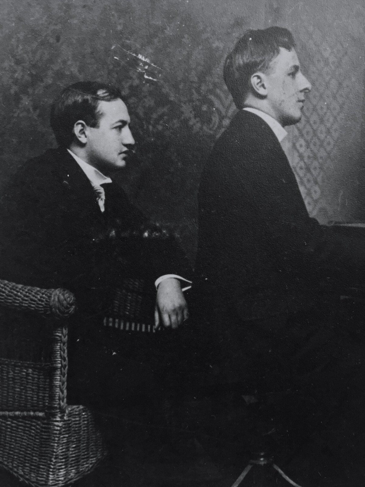 Ring and Hager c.1902