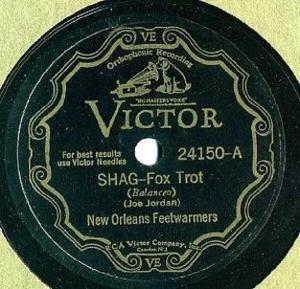 Shag New Orleans Feetwarmers