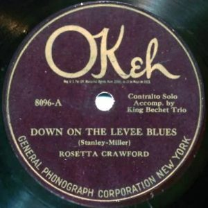 Sidney Bechet's First Record