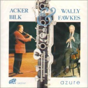 Acker Bilk and Wally Fawkes: Azure