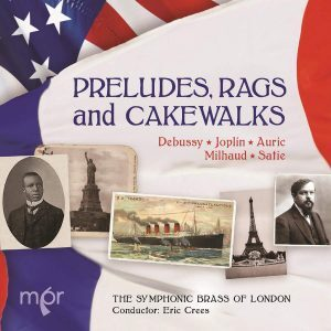 Mike Purton preludes rags and cakewalks