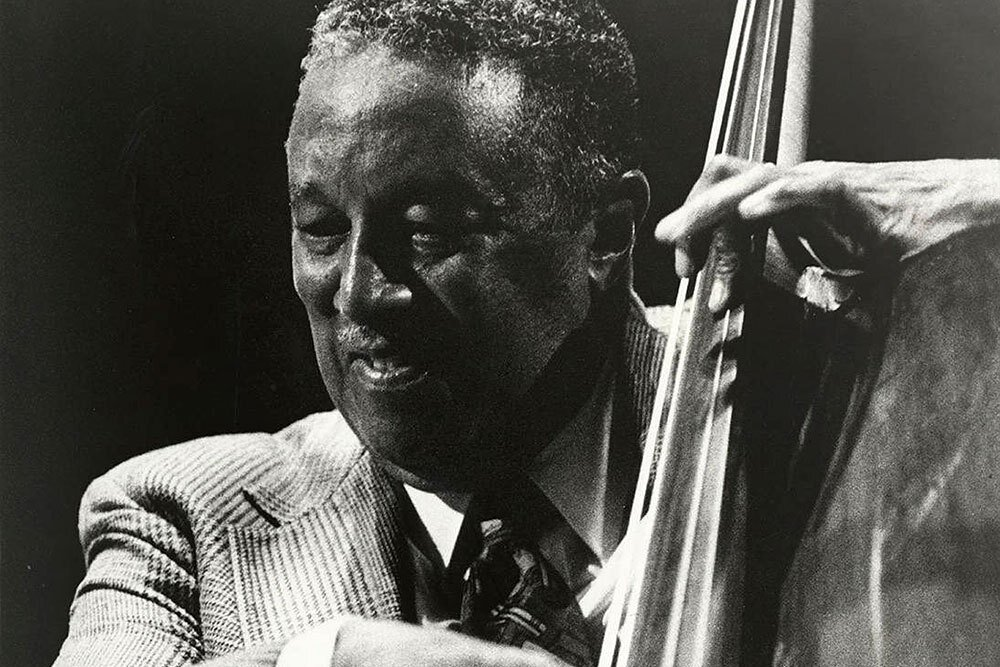 Ray Brown Bass