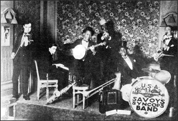 Arthur Briggs' Savoy Syncopators Orchestra