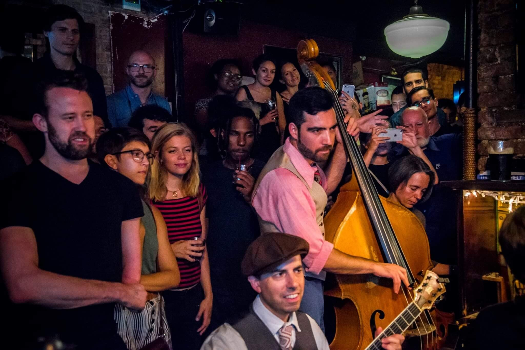 Musicians Hunker Down During COVID