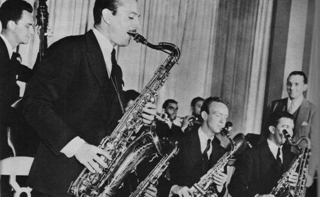 Bud Feeman with Tommy Dorsey