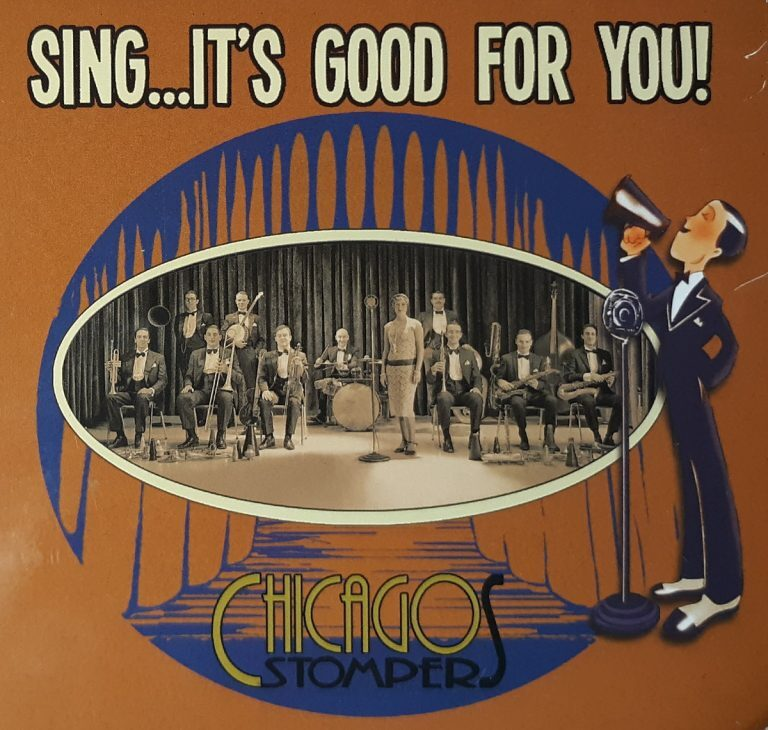 Chicago Stompers Sing Good For You