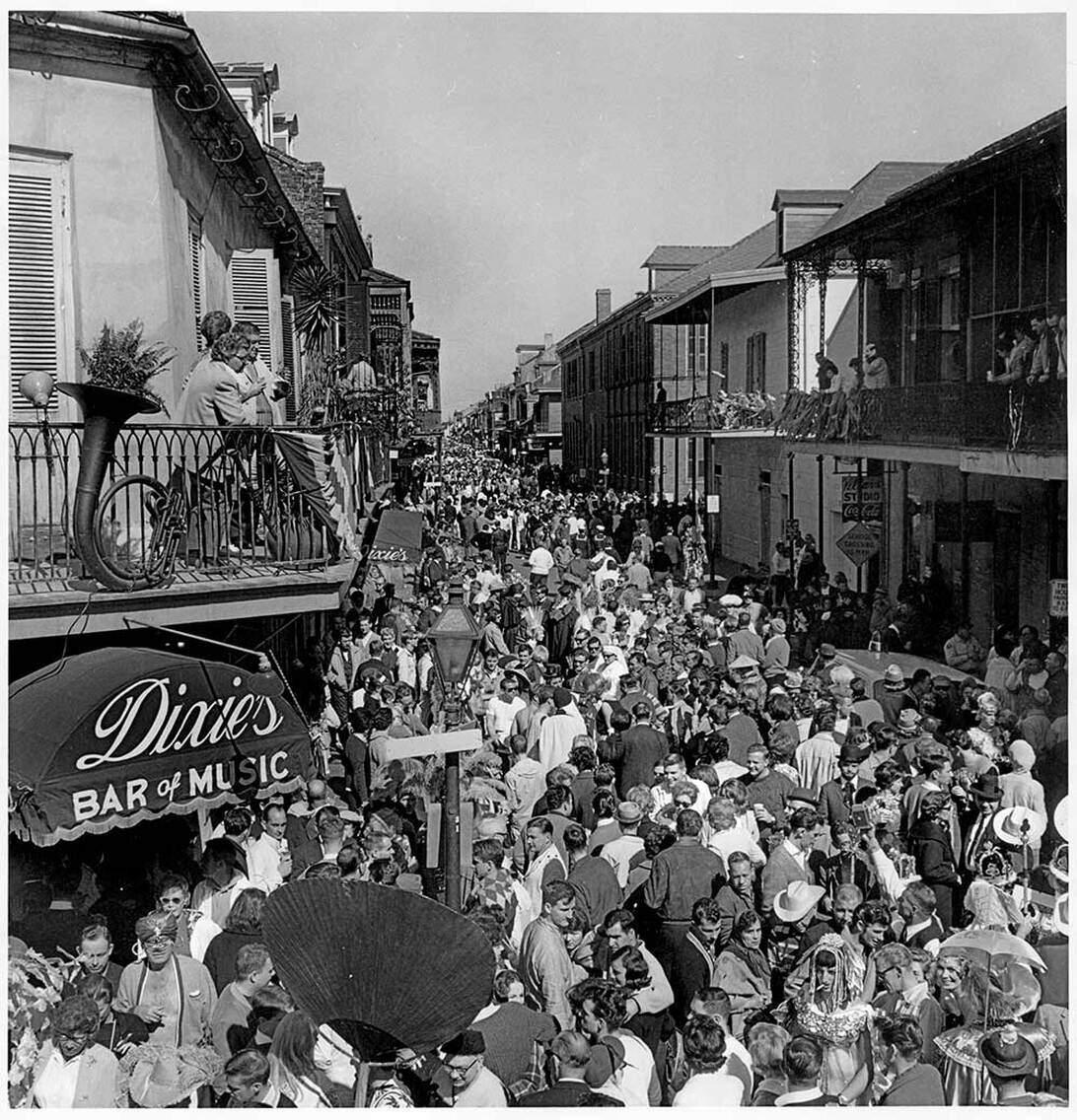 Dixie's Mardi Gras