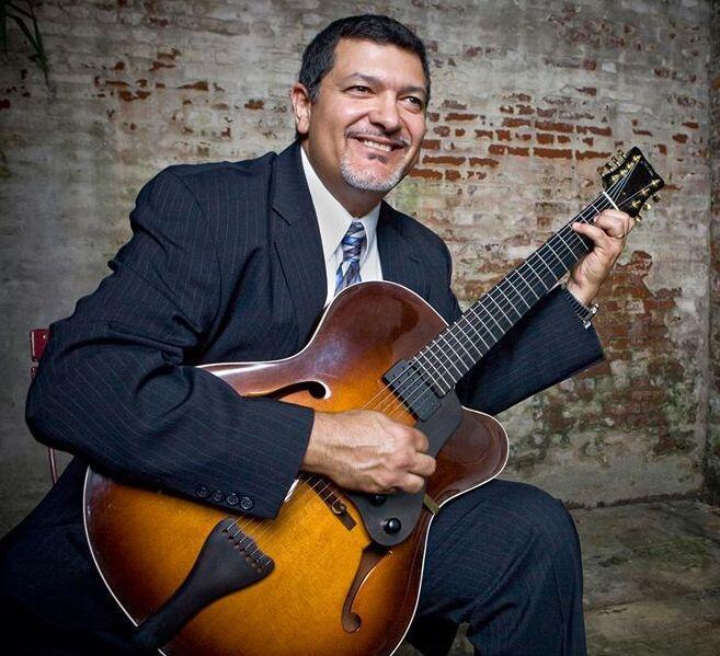 Don Vappie guitar via FB
