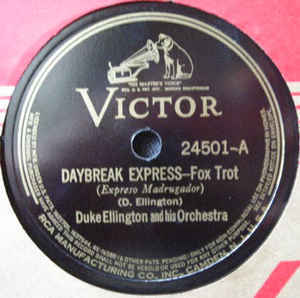 Ellington Daybreak Express 78