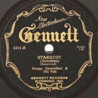 First Stardust