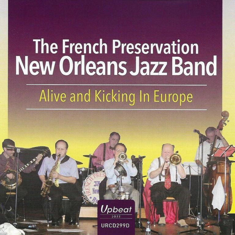 French Preservation New Orleans Band