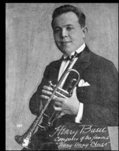 Henry Busse trumpet