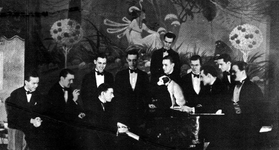 Hoagy Carmichael and his Orchestra